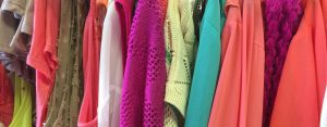 Colourful Summer Clothes