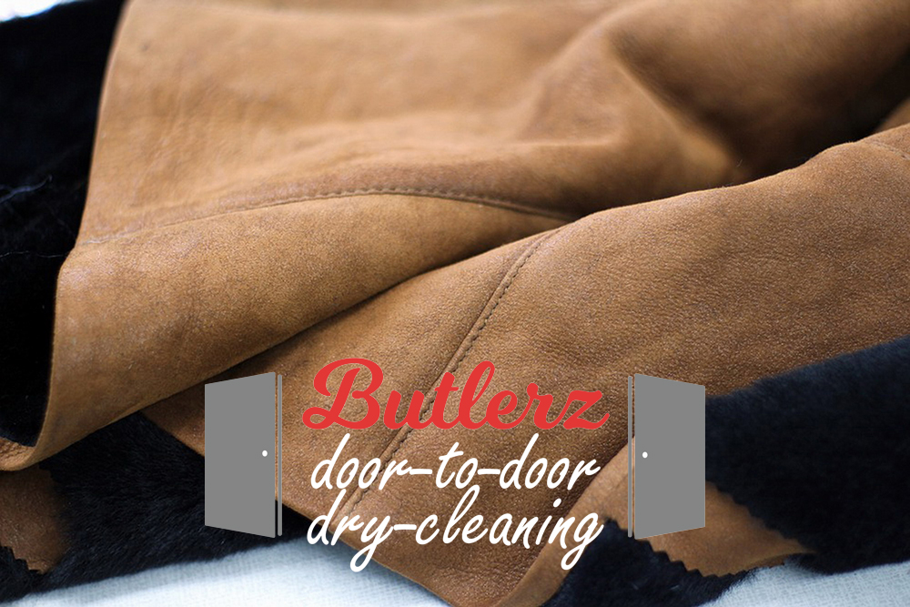 Butlerz wax and suede dry cleaning