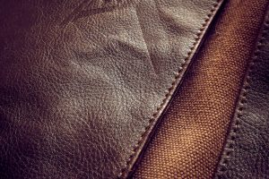 Brown Leather Material